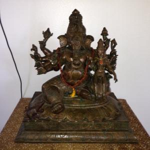 Ganapathi Shakti